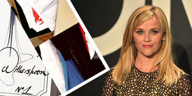 Reese Witherspoon im Oscar-Fieber