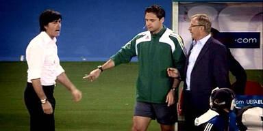 """""""Referees at Work - Schiedsrichter im Fokus"""""""