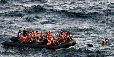 Flüchtlinge: 1.700 Menschen vor libyscher Küste gerettet