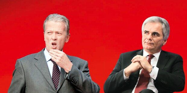 Koalition: Erst 7 % der Aufgaben erfüllt