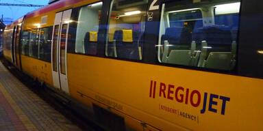 Neue Zugverbindung zwischen Wien und Prag