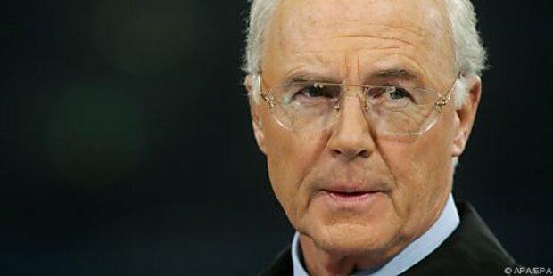 Beckenbauer will Verstärkung für Abwehr