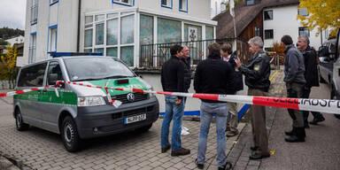 Reichsbürger Polizei Schüsse