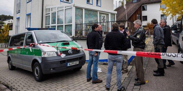 Deutsche Polizei verhaftete