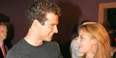 Markus Rogan und Christine Reiler