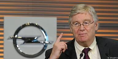 Reilly rechnet mit einem schwierigen Jahr für Opel