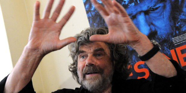 Messner will auf Kino-Charts-Spitze