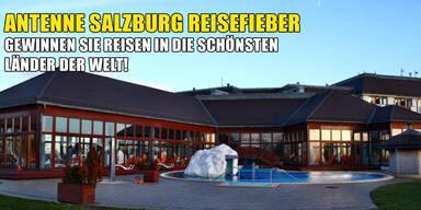 Das Antenne Salzburg Reisefieber