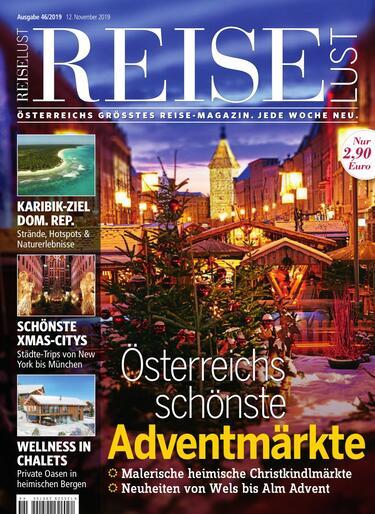 E-Paper Cover Reiselust