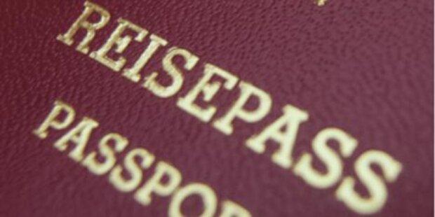 Kinder brauchen eigenen Reisepass