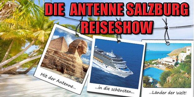 Die Antenne Salzburg Reiseshow