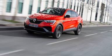 Das kostet der neue Renault Arkana