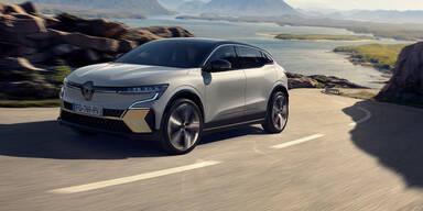 Alle Infos zum neuen Renault Elektro-Mégane