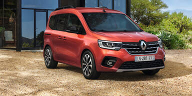 Alle Infos zum neuen Renault Kangoo Van