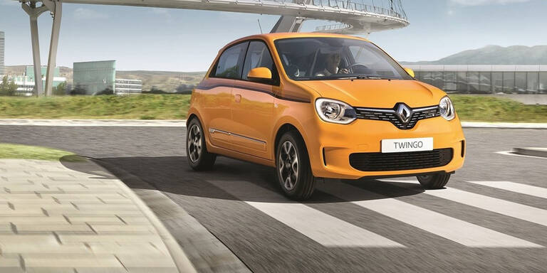 Renault verpasst dem Twingo ein Facelift