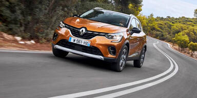 Neuer Renault Captur bleibt günstig