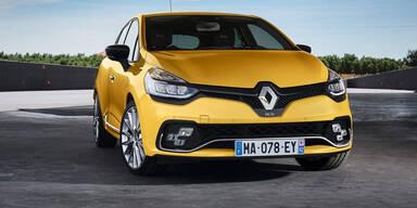 """Das ist der """"neue"""" Renault Clio R.S."""