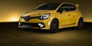 Renault begeistert mit dem Clio R.S.16