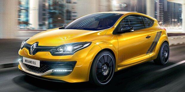 Renault bringt den Mégane R.S.Trophy TCe275