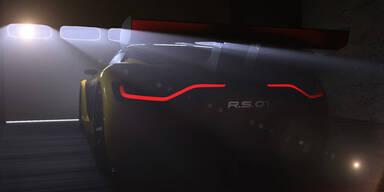 Renault zeigt seinen neuen Sportwagen