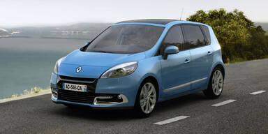 Frischzellenkur für den Renault Scenic