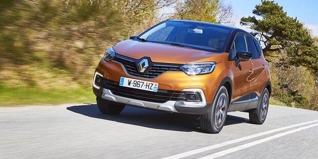 Neuer Renault Captur im Test