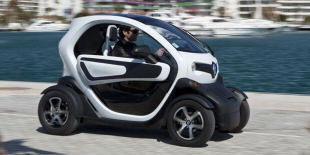 Der neue Renault Twizy im ersten Test
