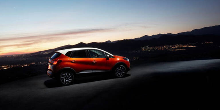 "Renault ""Kadjar"" greift Tiguan & Co. an"