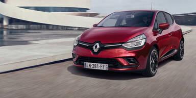 Renault verpasst dem Clio ein Facelift