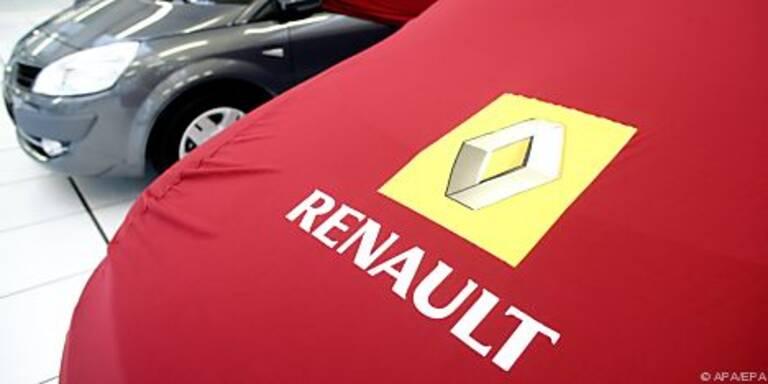 Renault nimmt Vorbestellungen für erste Elektroautos an
