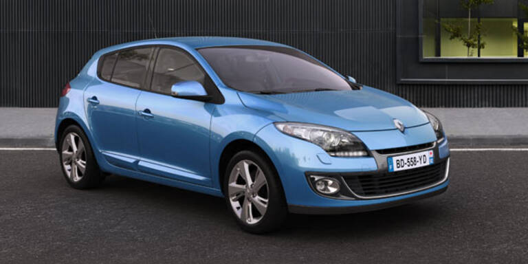 Renault bringt die Megane Collection 2012