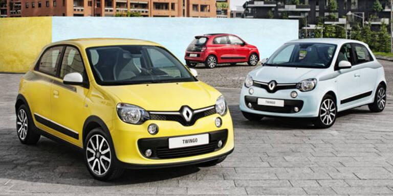 Das kostet der neue Renault Twingo