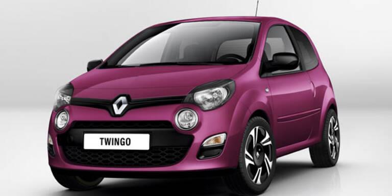 Umfassendes Facelift für den Twingo