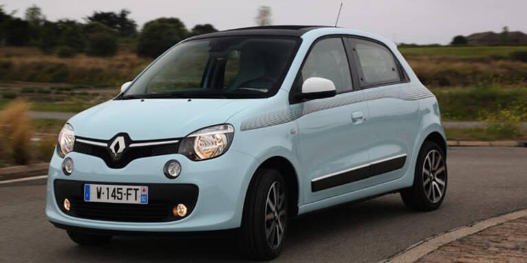 Renault Twingo ab sofort mit Automatik