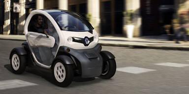 """Renault bringt E-""""Auto"""" Twizy um 6.990 Euro"""