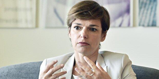 SP-Präsidium einstimmig für Rendi-Wagner