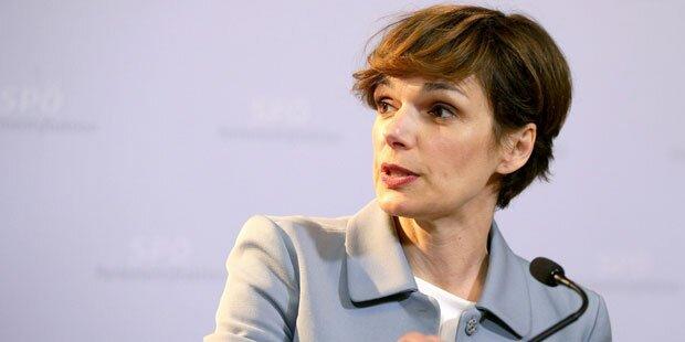 Gesundheitsministerin Rendi-Wagner wird angelobt