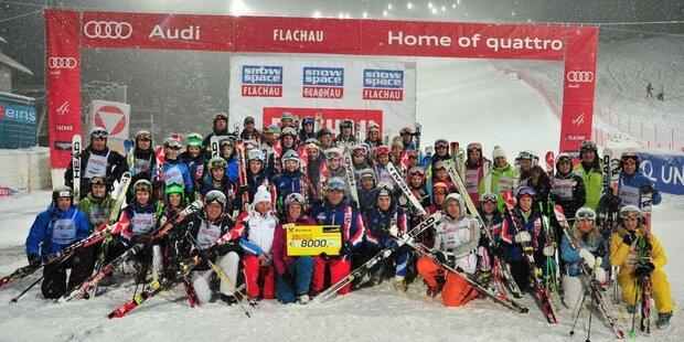 Schweizer Sieg beim Rennen der Legenden