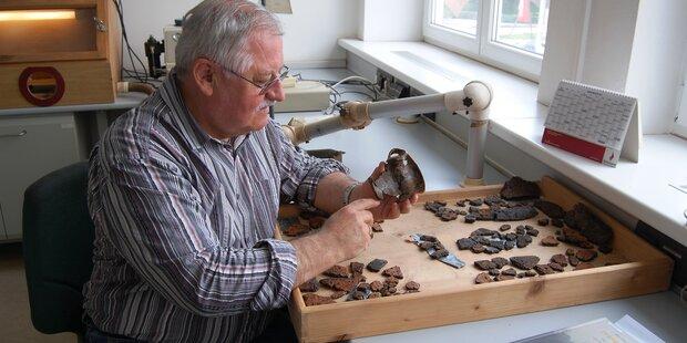 6.000 Jahre alte Siedlung in Liefering entdeckt