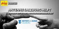 Antenne Salzburg HILFT…