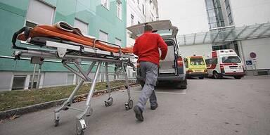 2 Fußgänger in Salzburg niedergefahren