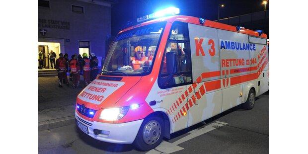 Zwei Schwerverletzte nach Verkehrsunfall