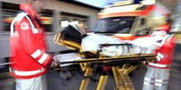 41-Jährige in Steyr abgestürzt