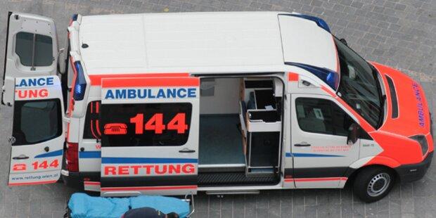 Streit in Wohnung endete mit drei Verletzten