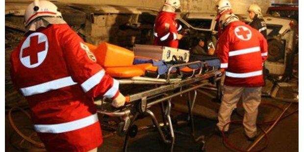 Palmsonntag mit 16 Verletzten im Verkehr