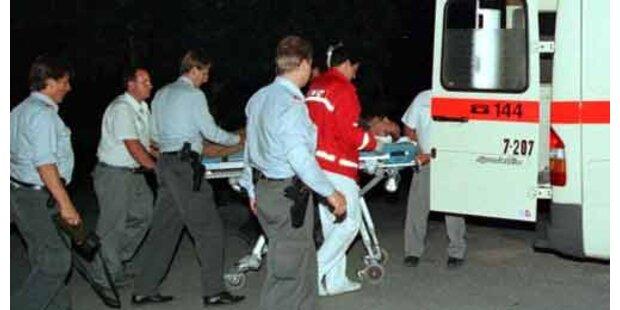 Ein Toter nach Unfallserie in Kärnten