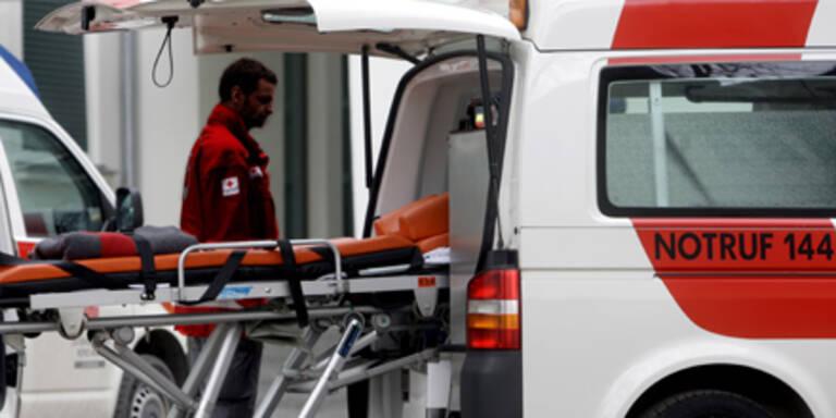 Rettung Sanitäter Rotes Kreuz