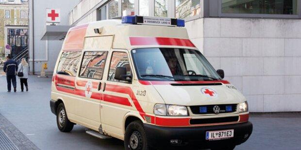 Bub (11) bei Unfall in Wien schwer verletzt