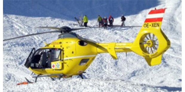Alpinunfall im Pinzgau am Samstagnachmittag