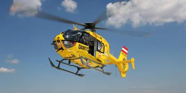 Vier Schwerverletzte bei Frontal-Crash